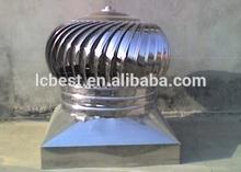 zero energia tetto turbina ventilatore aria