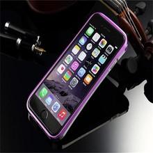 new fashion custom metal case for iphone 6plus, metal bumper for iphone 6 aluminum case