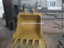 Hyundai excavator spare parts R215-7 bucket and attachments