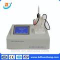 De china proveedor automático digital de medición de aceite de humedad