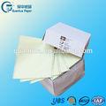 Hot salling papel contínuo/papel de cópia
