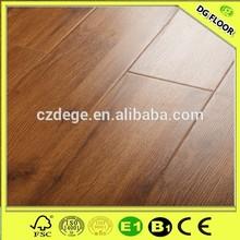 U-groove hdf ac4 wooden flooring paint