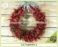 bsci folha artificial guirlanda de natal penduradas decorações