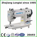 Lt-20u93 auto de aceite industrial máquina de coser de la costura suelas