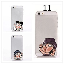 2015 Products china Fashion Cute Cartoon portraits Hit the glass Pattern PC Hard mobile phone case for MEIZU MX3