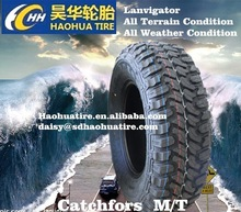 Mud and snow 31x10.50R15LT car tire