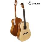 natural dreadnought acoustic guitar