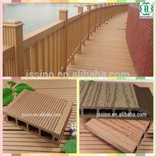 decking tiles/patio floor outdoor interlock/wood plastic composite decking board