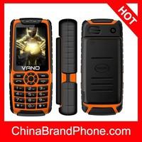 Original VANO V818 2.4 Inch TFT Screen Waterproof / Dustproof / Shockproof Elders Mobile Phone