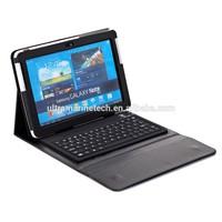 galaxy note 10.1 keyboard leather case bluetooth keyboard for Samsung N8000