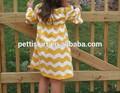 Venda direta da fábrica flor meninas de manga longa vestido casual 2015 novos produtos