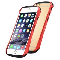 Custom shockproof aluminum blu phone case for iphone 5/5s