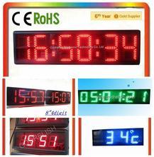 Multifunctional digital table clock for wholesales