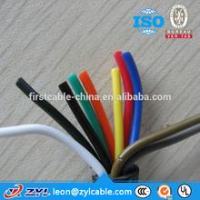 low smoke zero halogen control cable,pvc insulated outboard control cables,control cable parts motorcycle