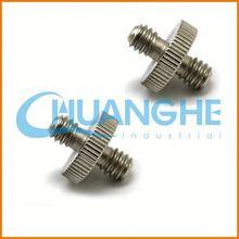 China supplier m5 rotating thumb screw knob for camera rail