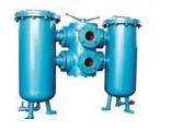 SLQ duplex Mesh type oil filter oil centralised lubrication system