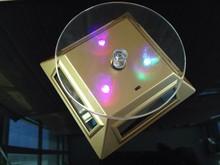 360 Degree Rotating Solar Display Stand modern design