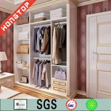 Large Space Fabric Portable Folding Simple Wardrobe Designs for Bedroom