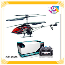 Powerful 4CH RC Helicopter Toy For Kids Alloy Helicopter Toy With GYRO&Infrared