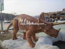 Life like fiberglass animatronic dinosaur t-rex king dinosaur