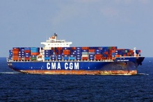 Lowest price sea/ocean cargo shipping from GuangZhou to VALPARAISO, CHILE -----Cass