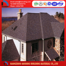 Hotsale low price roofing material asphalt shingles supplier malaysia