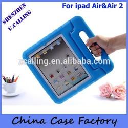 Children Handel Shockproof Silicon Hard Case For iPad Air /iPad 5