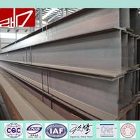 Q235,Q345 hot rolled h steel beam/structural steel h beam/h beam weight chart