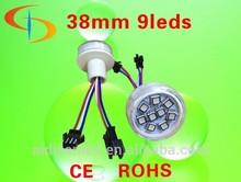 New Design led 6pcs pixel point light professional lighting manufacture china