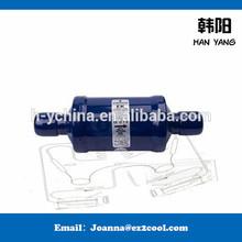 replacement filter element,copper spun filter dryer,refrigeration copper filter dryer EK-032