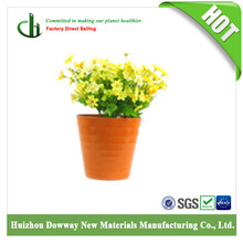 2014 hot sell china style eco-friendly material disposable hydroponics flower pot decoration home & garden