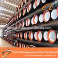 china tubulação din 1626 weled tubos de aço