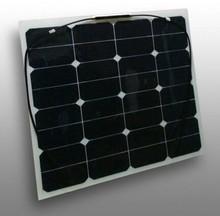 Back-contact high efficiency sunpower flexible solar panel