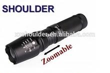Led Flashlight XML-L2 Led High Quality 18650 Waterproof Flashlight 2000lm Tactical Torch Lantern