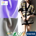 branca de cetim de seda tecido blusa padrão