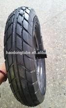 Wheelbarrow tire with metal rim400-8 4PR
