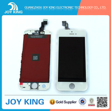 China wholesale mobile phone accessories for iphone 5c lcd digitizer assembly