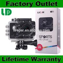 2015 Newest design wifi waterproof 32gb action camera SJCAM SJ5000 plus hd 1080p sport video camera dv