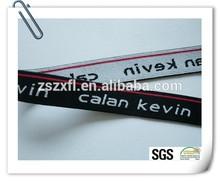 Factory price custom jacquard elastic strap jacquard elastic