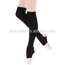 K2831 Wholesale Knitted Acrylic Leg Warmers/long stirrup warmer
