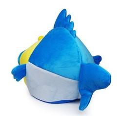 Warm Hot Selling Shark Shaped pet bed denzo textiles crate pad