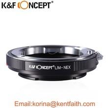 lens adapter tube/ring LM-NEX for Leica M Lens digilux to SNY NEX3 3 NEX5 E-Mount Camera body