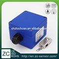 Zc sensor de autobuses de la can de bajo coste de ángulo de inclinación del interruptor en aéreas ascensores( zct1360k- lcs- 137)