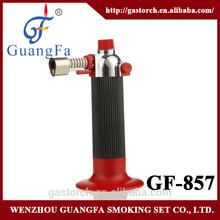 portalbe kitchen blow torch butane gas torch lighter GF-857