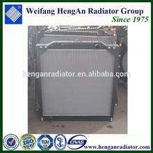truck radiator for freightliner manufacturer for U.S.Market
