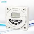 Th-190m elektrik sayacı/otomatik zamanlayıcı anahtarı/haftalık dijital programlanabilir zamanlayıcı
