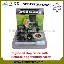 Smart Dog In-ground wireless dog fence cage DF-113R