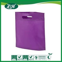 high quality reusable new fashion fany printing plastic ldpe die cut bag for shoe store