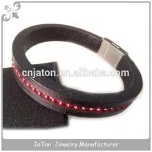 Red Safety Bracelet Hand Chain for Men Design