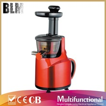 2015 made in china hot sale used kitchen appliances hand operated juicer slow juicer